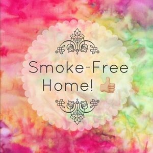 All items are from smoke free home.
